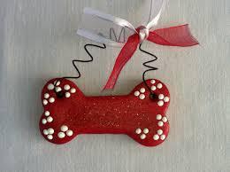 personalized bone ornament or magnet ornament