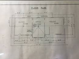 Caboose Floor Plans Pa Short Lines Archive Cmr Products Cmr Products