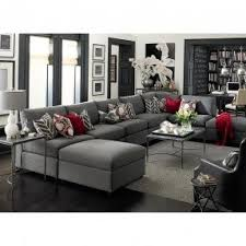Charcoal Gray Sectional Sofa Chaise Lounge Charcoal Gray Sectional Sofa Foter