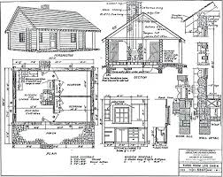 small cabin floorplans small cabin blueprints free cabin plans home design ideas living