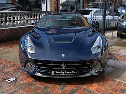 Ferrari F12 Blue - ferrari f12 berlinetta surrey near london hampshire sussex
