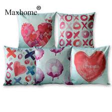 compare prices on valentine home decoration pillows online