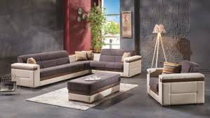 moon zigana gray sectional sofa by sunset