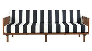 black and white striped outdoor cushions black and white stripe