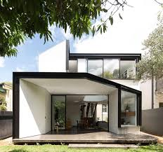 an articulated two storey volume is sensitively stitched to the