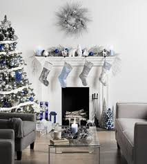 Christmas Decorations Ice Blue by 135 Best Uber Blue Christmas Images On Pinterest Blue Christmas