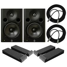 home theater yamaha yamaha msp7 monitors package frontendaudio com
