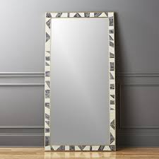 designer mirrors for bathrooms modern mirrors for bedrooms and bathrooms cb2