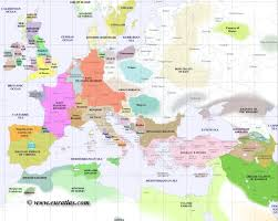 Map Of Northern Europe Map Of Europe 100 Ad Thefreebiedepot