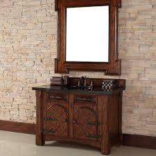 Cherry Bathroom Wall Cabinet Bathroom Design Distressed Grey Teak Wooden Bathroom Vanity
