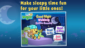 good night wubbzy counting android apps google play