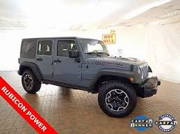 rubicon jeep for sale by owner used jeep wrangler rubicon for sale with photos carfax