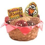 Thanksgiving Gift Basket Thanksgiving Gift Baskets Thanksgiving Cookies Cookies By Design