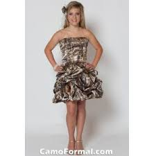 mossy oak camouflage prom dresses for sale prom polyvore