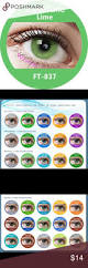 cheap halloween contacts pair 2972 best colored contacts images on pinterest colored contacts