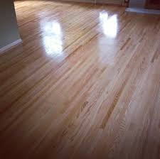refinished light oak hardwood floors in richfield arne s