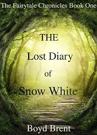 lost diary snow white fairytale chronicles book