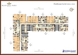 floor plans park west at grand hyatt