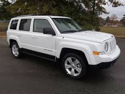 jeep patriots 2014 2014 jeep patriot sport white jeepers