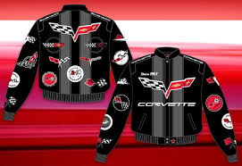 corvette racing jacket ford jackets chevy jackets mustang jackets etc