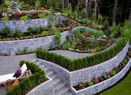 Patio Retaining Wall Ideas Garden Design Patio Wall Garden Dutapetanimuda Org