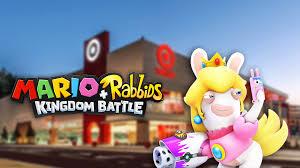 mario rabbids kingdom battle nintendo switch bundle