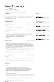 network engineer resume network engineer resume sles visualcv resume sles database