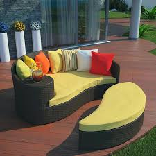 Outdoor Furniture Daybed Wicker Daybed Outdoor U2013 Heartland Aviation Com