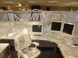 blague bureau blague du bureau en papier aluminium mimibuzz