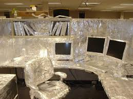 blague au bureau blague du bureau en papier aluminium mimibuzz
