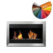 bio blaze square small 2 bio ethanol fireplace