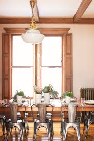 Dining Room Hanging Light Fixtures by Shapely Glass Pendant Light Fixtures U2013 Making It Lovely