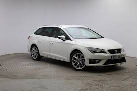 used seat leon estate for sale motors co uk