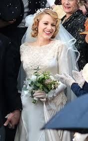 lively wedding dress lively wears a wedding dress in new arabia weddings