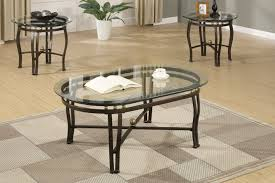 Wooden Center Table Glass Top Coffee Table Sets Glass Top Parsons Clear Glass Top Dark Steel