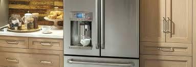 kitchenaid cabinet depth refrigerator kitchenaid counter depth refrigerator canada hotelambarbeach com