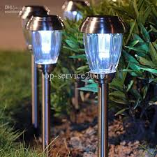 Led Outdoor Garden Lights Led Outdoor Lights To The L Led Solar Garden Landscape