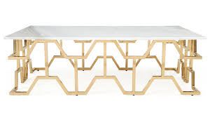 marble gold coffee table modern rose gold and marble jewel coffee table zuri furniture