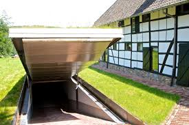 if you don t have the m to build a hydraulic lift this is a garage design
