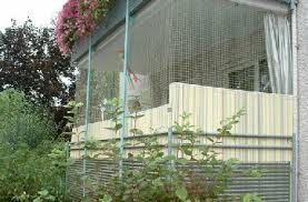balkon katzensicher machen balkonnetze de