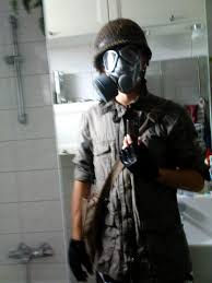 gas mask costume cool gas mask costumes costume model ideas