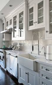 options for a kitchen design with no window the sink