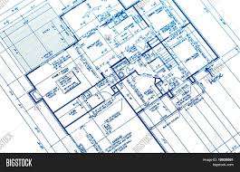 housing blueprints house plan blueprints new housing image photo bigstock