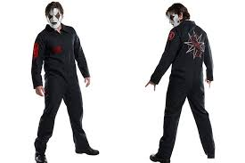 slipknot jumpsuit for sale complete your slipknot costume with licensed jumpsuits