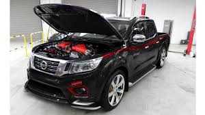 nissan truck 2016 meet the 800bhp gt r engined nissan navara pick up top gear