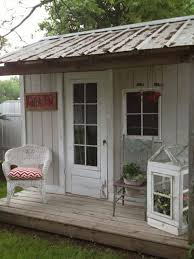 Cottage Backyard Ideas 35 Best Out In The Back Sheds Images On Pinterest Outdoor Sheds