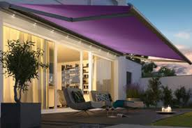 Motorized Outdoor Blinds Patio Awnings For Home U0026 Garden Uk