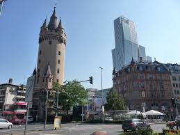 pre war architecture polite australians club frankfurt it u0027s where charlemagne crossed