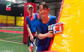 kids parties brisbane indoor sports center u0026 clubs brisbane