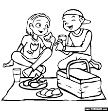 online coloring page spring online coloring pages page 1